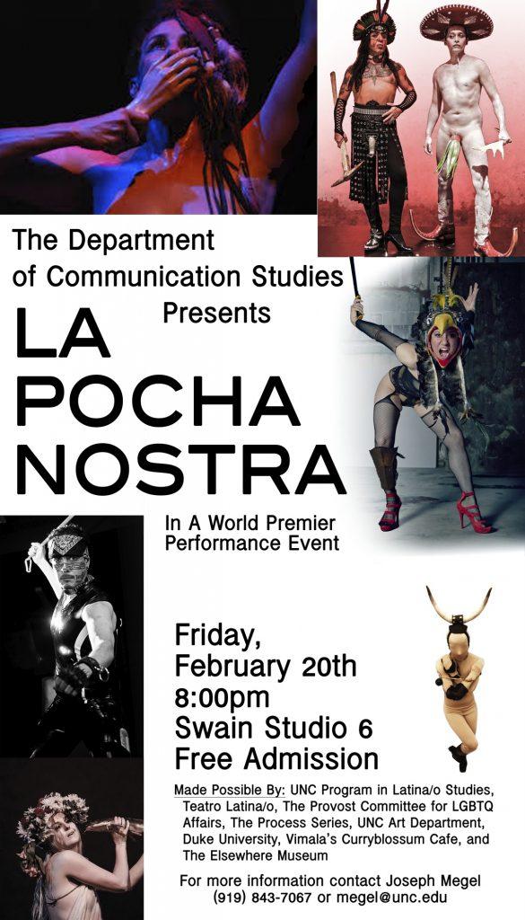 LaPochaNostra (poster#2)