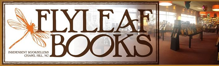 Flyleaf Bookshop logo