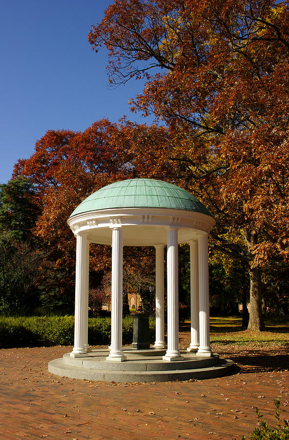 Old Well in autumn