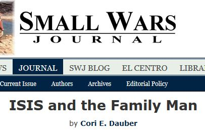C.Dauber in Small Wars Journal (2015)