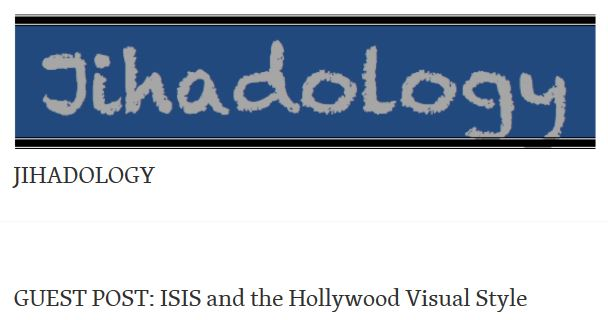 C.Dauber on Jihadology (2015)