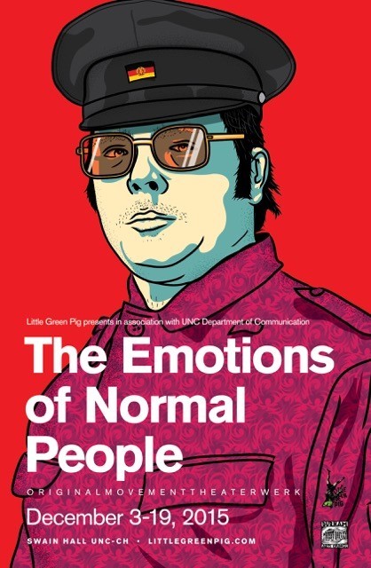 EmotionsOfNormalPeople