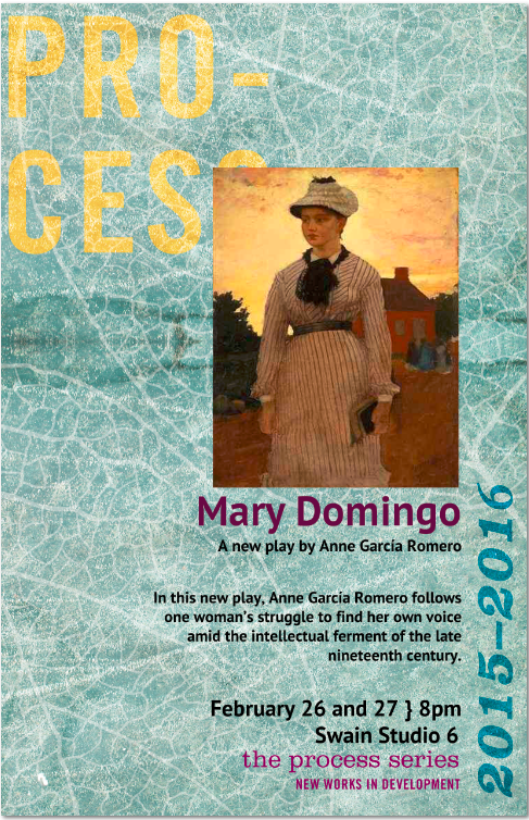 Mary Domingo (poster)